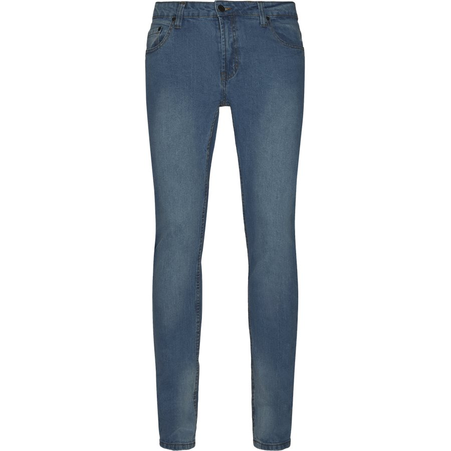 DP1000 MR.RED - Mr. Red Jeans - Jeans - Slim - LIGHT BLUE - 1